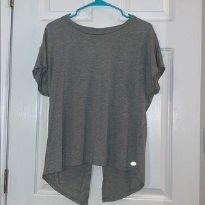 Gray Sparkled T-shirt